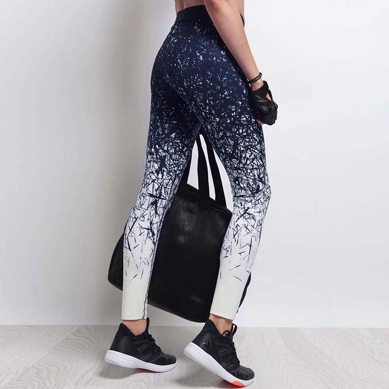 Yoga Pants Women Sports Clothing Chinese Style Printed Yoga leggings Fitness Yoga Running Tights Sport Pants Compression Tights  5