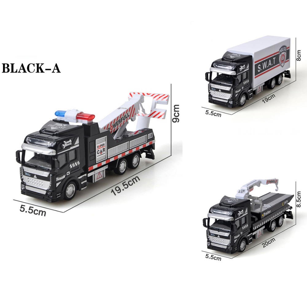 Car Toy Vehicles Model 1:48 Truck Military Cars Fire Vehicle Kids Toys Gift Cool
