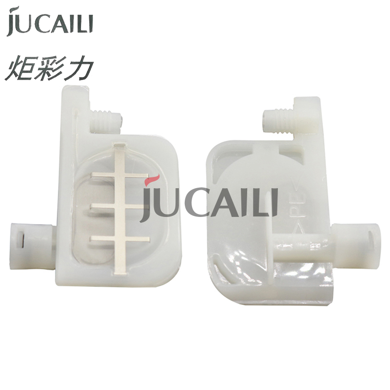 Jucaili 10pcs dx4/dx5 Round mouth small ink damper filter for Roland SP540 mutoh RJ900 mimaki JV3 solvent dx5/XP600 dumper image
