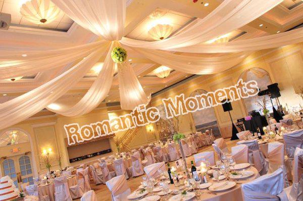8 peas mariage plafond drap canopy draperie pour dcoration de mariage tissu 14 m 12 - Drap Mariage Plafond