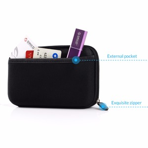 Image 3 - ORICO 2.5 Inch HDD SSD Protective Storage Bag Built in Inner Net Layer for Power Bank USB Cable U Disk USB Cable