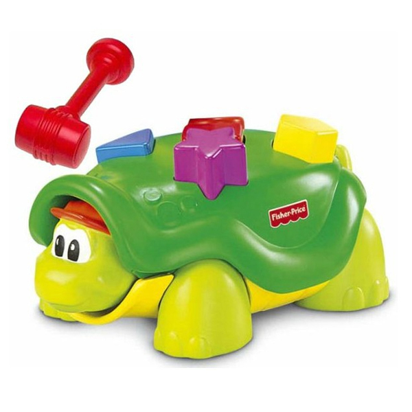 D591 Free shipping high quality to educational toys for children The tortoise hammer wave le Tap the tortoise