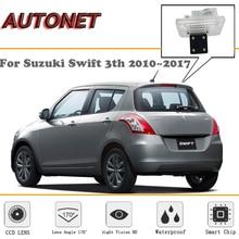 AUTONET камера заднего вида для Suzuki Swift 3th ZC72S ZC82S ZC32S Swift Sport 2010~ /CCD/ночное видение/камера номерного знака