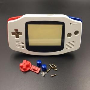 Image 3 - לבן עבור Nintendo Game Boy Advance GBA החלפת דיור פגז מסך