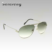 Aviator Sunglasses Carter Glasses Men Shades Sunglasses Women Eyewear Vintage Glasses Frame Oculos De Sol Fashion Eyeglasses 366