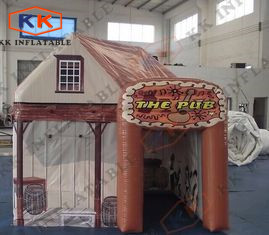 ФОТО hot sale inflatable pub tent for party advertising on sale