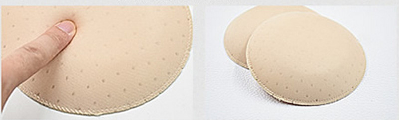 4 PCS/Set Self-adhesive Breathable Sponge Hip Pads Specialty Beautify Hip Buttock Lifter Shaper Hip Butt Enhancer Pads