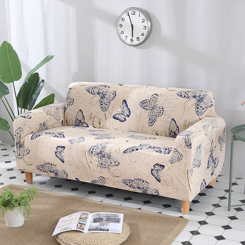 Sofa Cover Tight Wrap Stretch Couch Cover Sofa Towel for Furniture Armchair L-style Sectional Sofa fundas de sofa 2 y 3 plazas