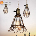 New Classical American Style Retro Pendant Lamp With E27 Loft Vintage Pendant Light,Antique Pendant Lamps(PK-64)