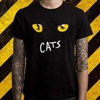 New Kitten Broadway Musical Show Logo Men S Black T Shirt Size S To 2XL Brand