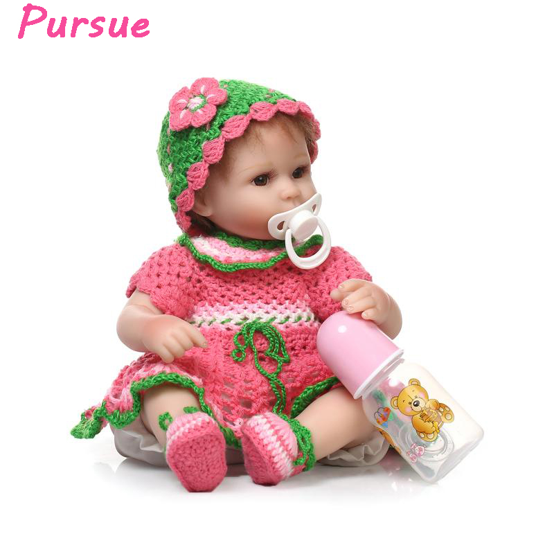 Pursue Reborn-dolls American Girl Our Generation Dolls for Girls Reborn Dolls Babies Reborn Doll Baby Alive Soft boneca reborn цены онлайн