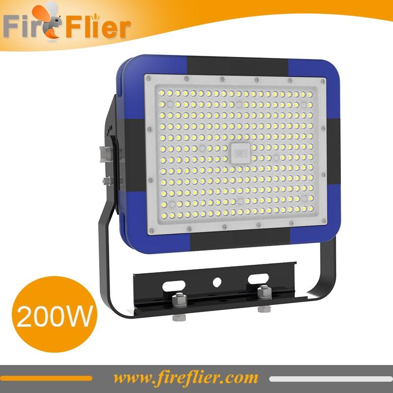 3pcs/lot Fireflier 1000W LED flood light 800W outdoor LED stadium sport lighting football soccer field court floodlight 25degree - 2