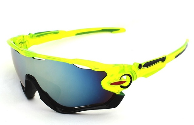 MTB Cycling Sport Sunglasses Driving Anti-Explosion Goggles Ciclismo