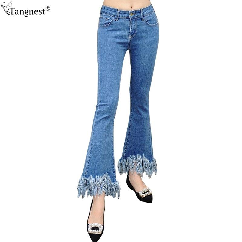 Online Get Cheap Womens Skinny Flare Jeans -Aliexpress.com ...