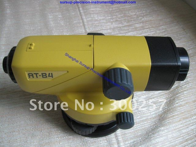 Topcon 24x  Automatic Level AT-B4