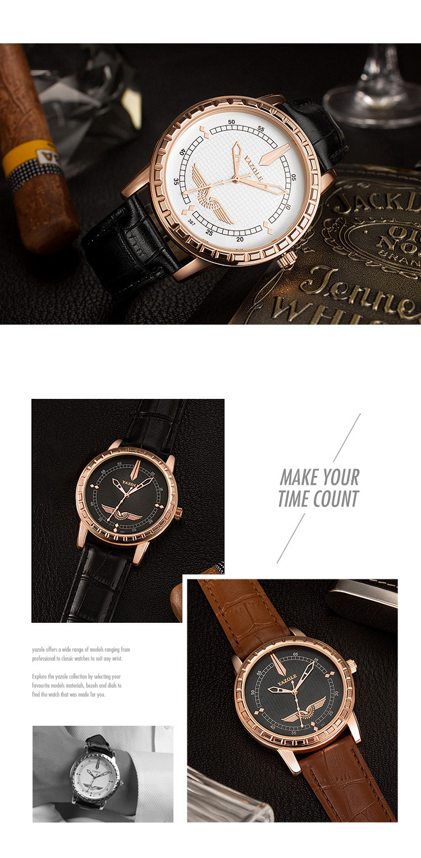 HTB1aThnSVXXXXaBXpXXq6xXFXXXe YAZOLE Wrist Watch Men Top Brand Luxury