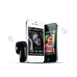 Image 4 - MEUYAG 新ワイヤレス Bluetooth イヤホン S520 ミニスポーツヘッドセットステレオ見えないインナーイヤー型イヤホン用マイクと iphone XR × 8 7