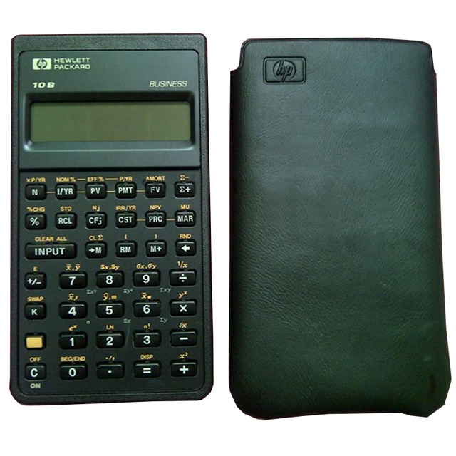 2016 hp 10b financial calculator 12 digits lcd eletronicos rh aliexpress com Cool Calculators hp 10b business calculator owner's manual