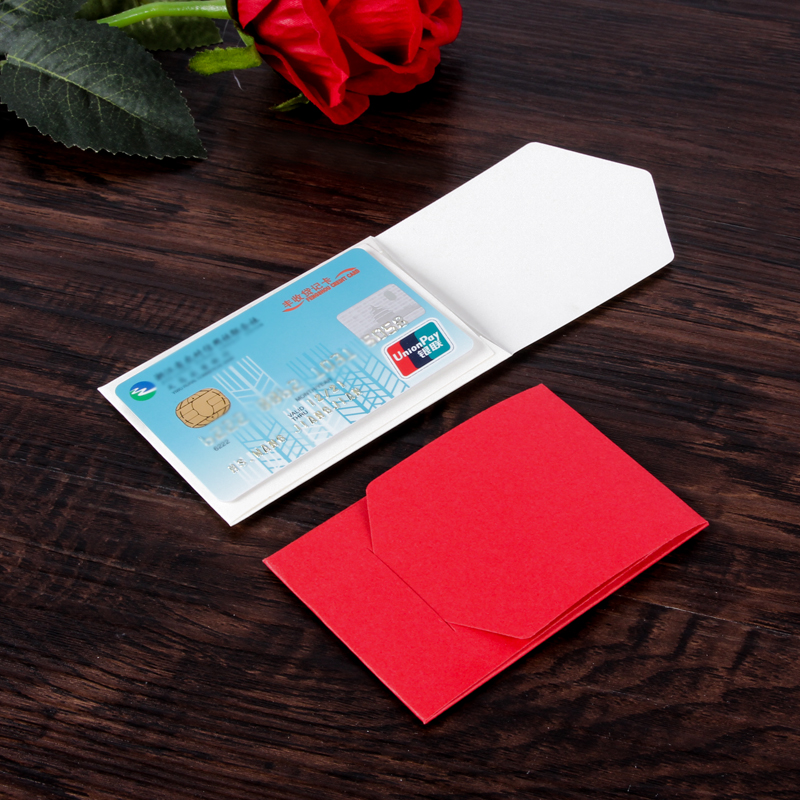 20pcs/set Vintage Romantic Mini Paper Envelope For Student Cute ID Card Holder Wedding Scrapbooking Letter Envelope Gifts