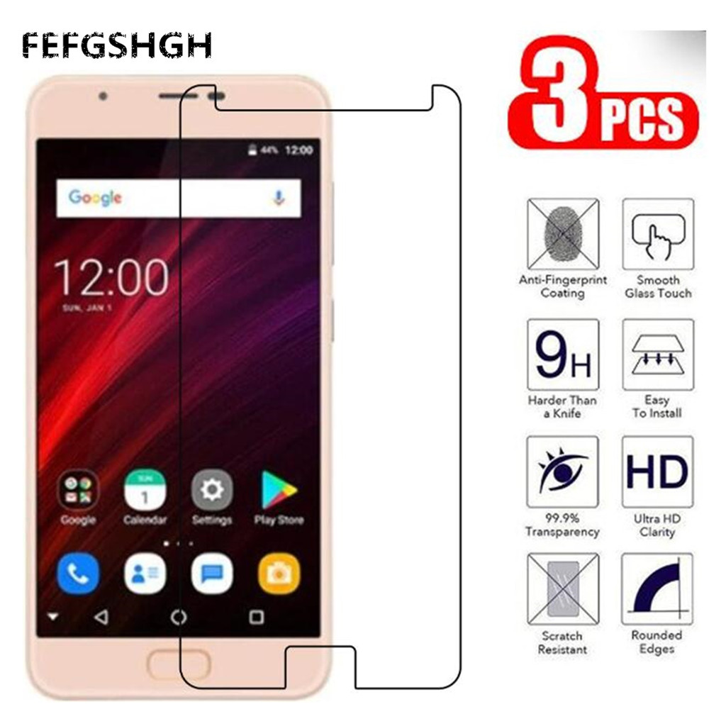 9H Tempered Glass For Sharp R1S Screen Protector Glass On The For Sharp R1S Protective Film Glass