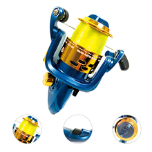 Outdoor Spinning Left and Right Handle Stainless Steel Fishing Reel