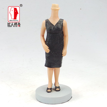 Birthday cake topper Creative gift real doll custom clay dolls fixed resin body DR388