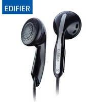 Edifier ecouteur H180 in-ear isolation sonore HIFI écouteurs son basse casque 3.5mm avec Microphone pour IOS xiaomi huawei ordinateur portable