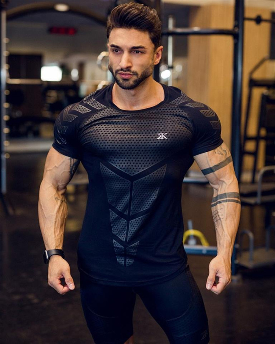 Men Workout Shirt 74