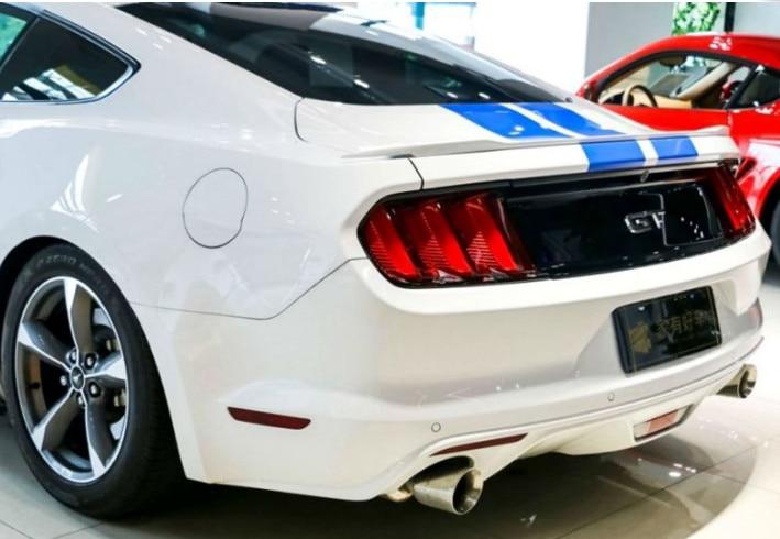 """Primer 2015-2019 Ford Mustang Custom /""""GRANDE/"""" Flush Mount Spoiler"""