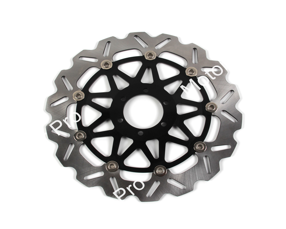 1 PCS CNC Motorcycle Front Brake Disc FOR DUCATI MONSTER 600 1994 1995 1996 1997 1998-2002 SS SUPERSPORT 600 brake disk Rotor 2 pieces motorcycle front disc brake rotor scooter front rear disc brake rotor for honda cb400 1994 1995 1996 1997 1998