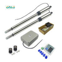 Double Arm 110/220V electric Automatic Swing gate motor door opener color kit Optional GALO 300kgs