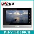 Dahua оригинальный VTH1510CH IP видеодомофон английская версия 7-дюймовый внутренний сенсорный экран монитор с логотипом Dahua