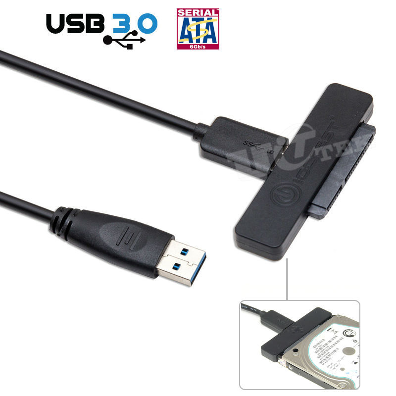 Aliexpress.com : Buy USB 3.0 to SATA 3.0 Adapter Cable For 2.5inch ...