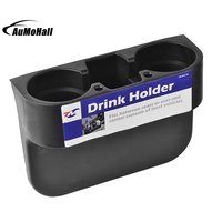 New Universal Car Seat Seam Wedge Cup Drink Holder Seat Wedge Cup Holder Mount Water Bottle