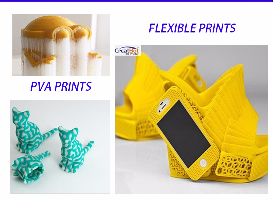 PVA FLEXIBLE PRINTS