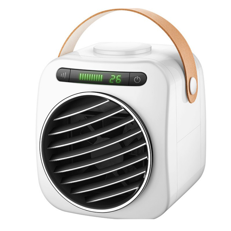 Mini Electric Air Cooler for Room Portable Air Conditioner Fan Digital Air Conditioning xiaomi mini air conditioner portable fan