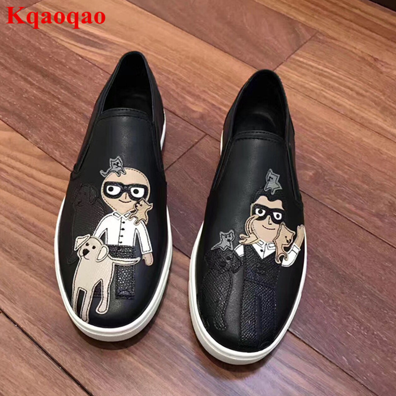 Hot New 2018 Shoes Women Casual Shoes Low Top Loafers Woman Lazy Shoes Slip On Flats Designer Spring Autumn Sapato Feminino mens casual leather shoes hot sale spring autumn men fashion slip on genuine leather shoes man low top light flats sapatos hot