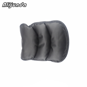 Car Armrests Cover Pad Vehicle Center Console Arm Rest Seat Pad For Hyundai ix35 iX45 iX25 i20 i30 Sonata,Verna,Solaris,Elantra, image