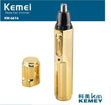 Фотография 2017Kemei KM-6616 electric nose machine rechargeable electric nose hair trimmer nostril cleaning agent men preferred