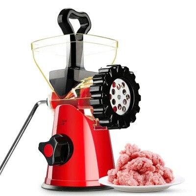 Household Multifunction Meat Grinder Food Processor Blade Vegetable Pepper Chopper Mincer Sausage Machine Blender