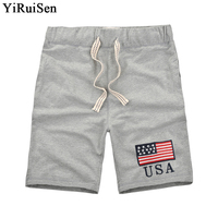 YiRuiSen Brand Clothing 100 Cotton AF Shorts Men Casual Shorts Boardshorts Short Pants Homme Bermuda Hollistic