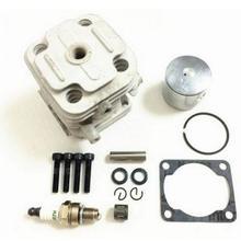 26cc двигатель большого диаметра наборы частей для 26cc Rovan Zenoah двигатель 1/5 RC части автомобиля