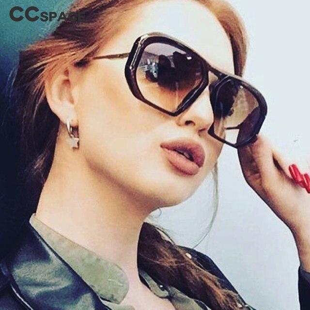 Retro Persegi Kaca Mata Pria Wanita Fashion Coklat Tea Warna UV400 Vintage  Kacamata Oculos 47889 dfdebb5bba
