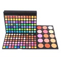 50pcs 183 Eye Shadow Palette 168 Eyeshadow+8 Powder+9 Blusher Cosmetics Makeup Tool Kit Set Eye Shadow Palette Set