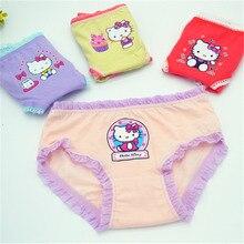 Штаны для девочек; нижнее белье для девочек; трусы для девочек; детское нижнее белье; детские трусы; 3 шт./лот; XUGD003-3P