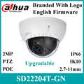 Dahua SD22204T GN IP Network Camera Mini PTZ Dome 4X Optical Zoom Upgrade SD22404T GN W SD22204T GN W SD22404T GNwith Dahua LOGO