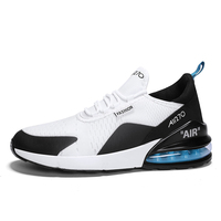 Original New hot 2018 AIR 270 Mens Running Shoes Sneakers Sport Outdoor Comfortable Breathable Quality Women Max 45