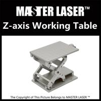 1 Axis Moving Table 210 150mm Working Size Z AXIS Table Portable Cabinet Case DIY Part