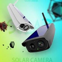 ФОТО 2mp 1080p weatherproof wireless wifi solar powered cctv security camera with ios android app