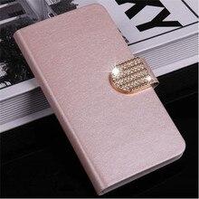 Роскошные Case для Samsung Galaxy J5 Прайм Флип Кожаный Телефон Case для Samsung Galaxy On5 2016 Бумажник Стенд Крышка Коке